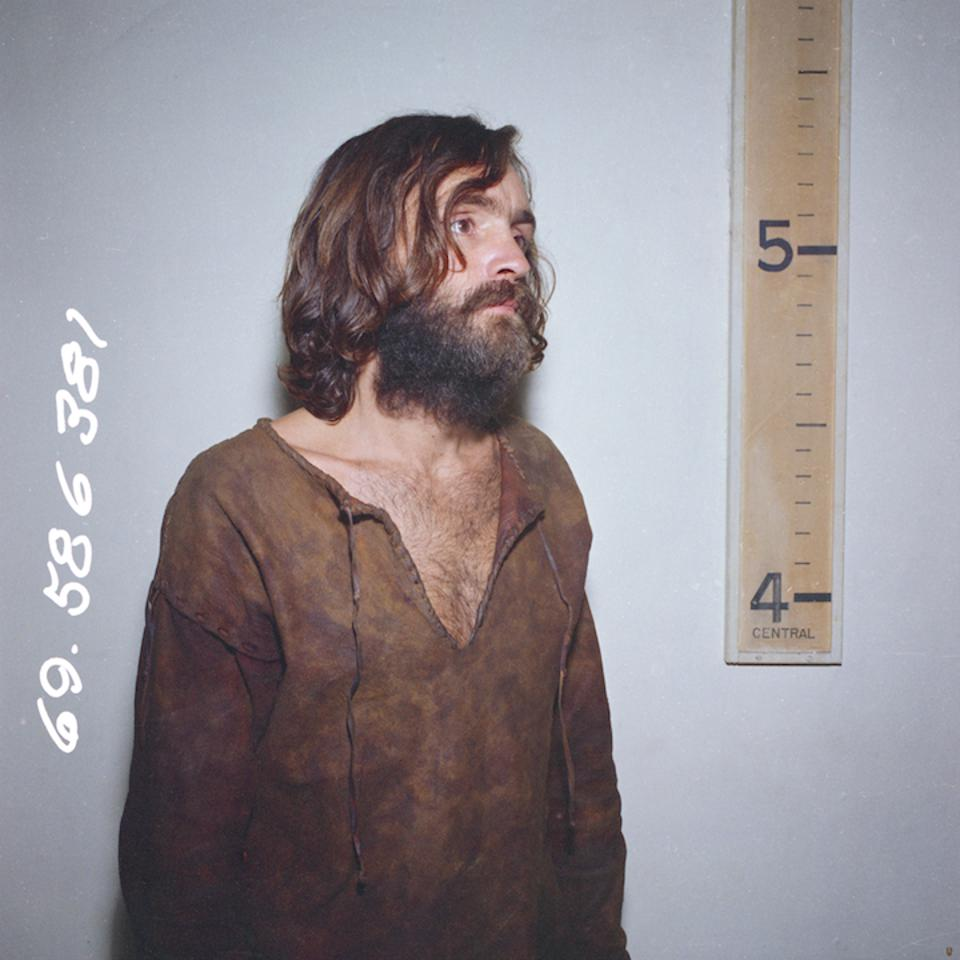 Charles Manson as seen in the new docuseries 'Helter Skelter: An American Myth' on Epix