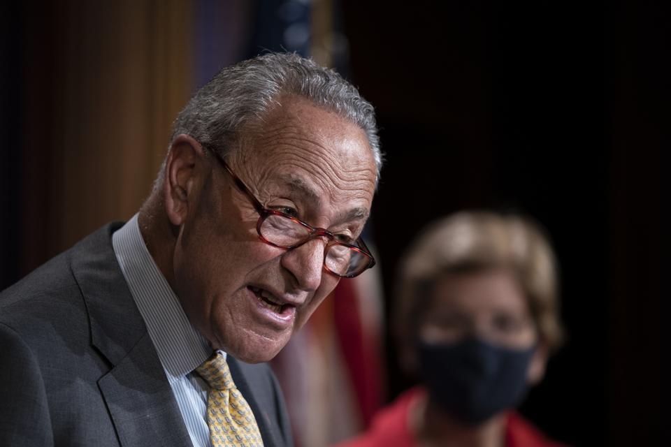 Leading Senate Democrats Call For Eviction Protection In Next Coronavirus Bill