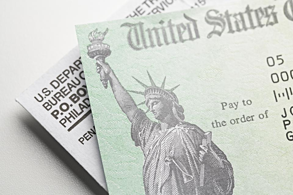 Details On The 1 200 Proposed Stimulus Check Eligibility And Timing