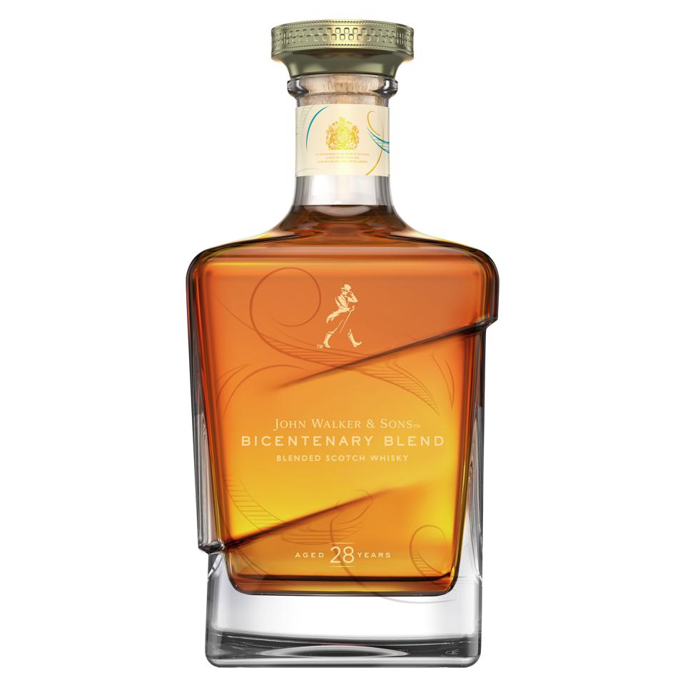 johnnie walker, scotch, single malt, blended scotch, world's most expensive scotch
