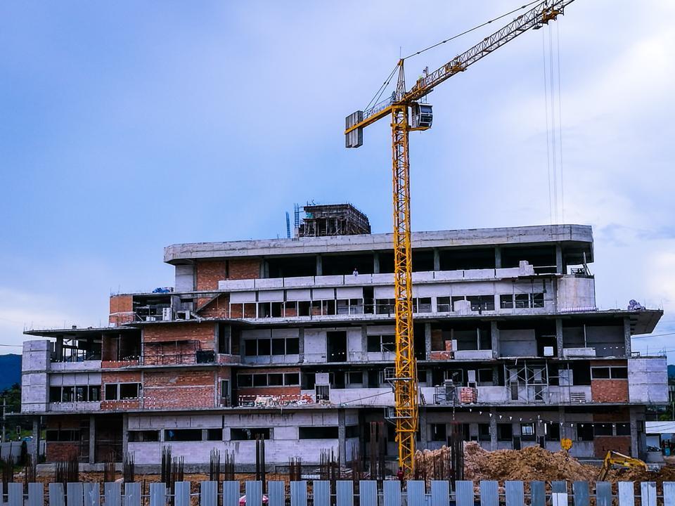 Hospital Underconstruction