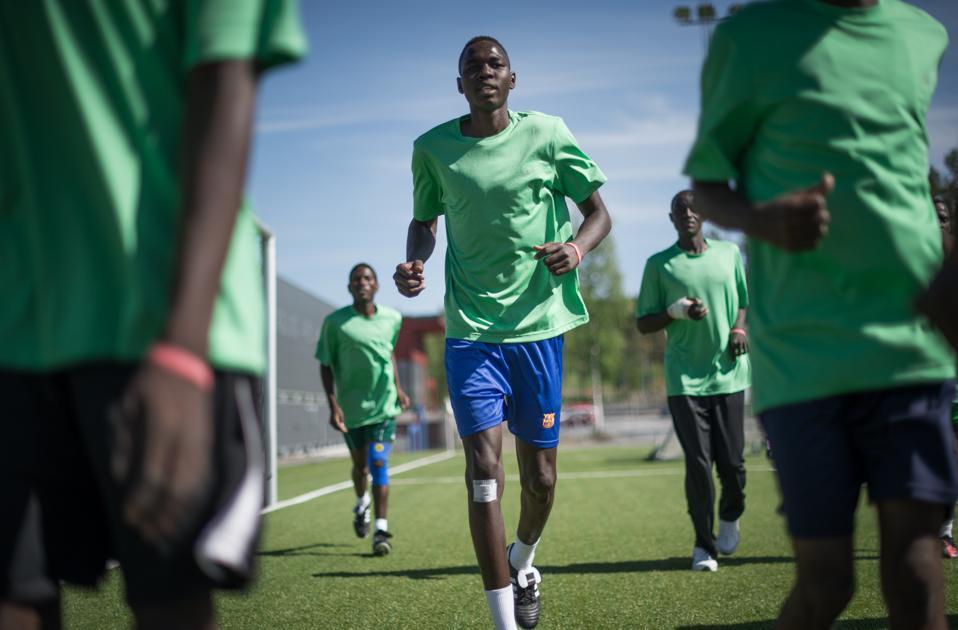 Darfur United at CONIFA World Football Cup 2014