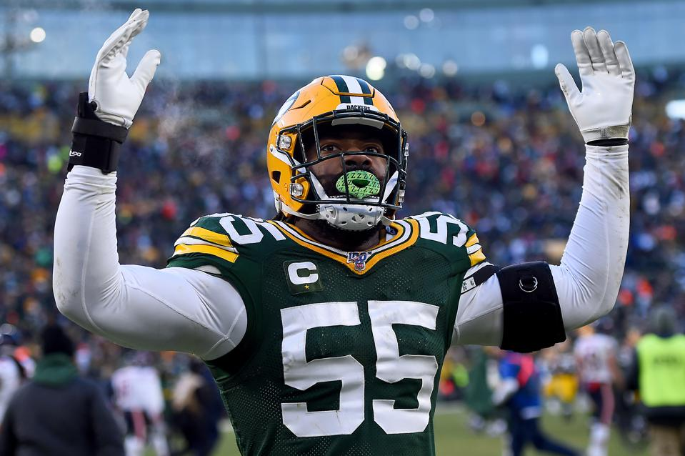 The Most Important Green Bay Packers: Za'Darius Smith Is The NFL's Most Underrated Superstar