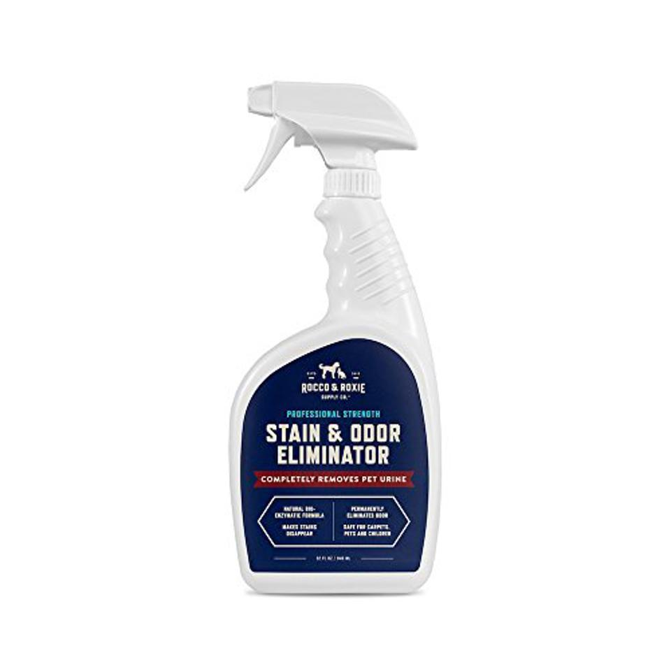 Rocco & Roxie Supply Professional Strength Stain and Odor Eliminator, 32 oz.
