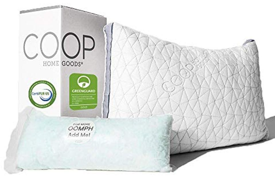 Coop Eden Adjustable Pillow