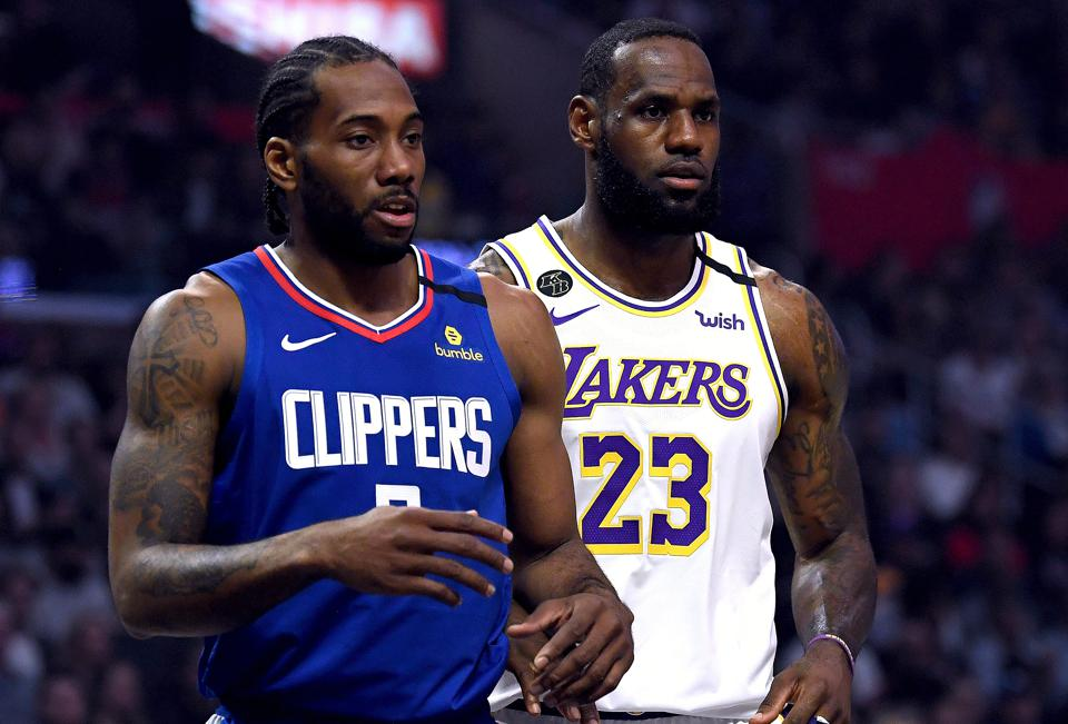 NBA Schedule 2020: News, Odds, Playoff Standings Ahead Of ...