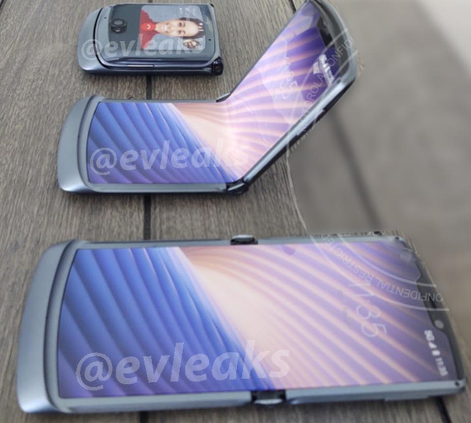 The new Motorola Razr will be 5G ready.