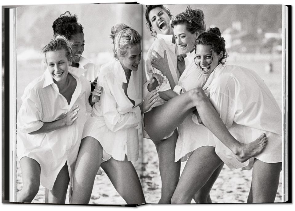 Peter Lindbergh. Sur la photographie de mode - Édition 40e anniversaire