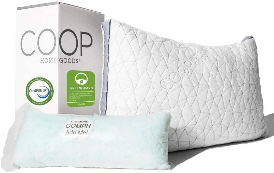 Coop Home Goods Eden Adjustable Pillow