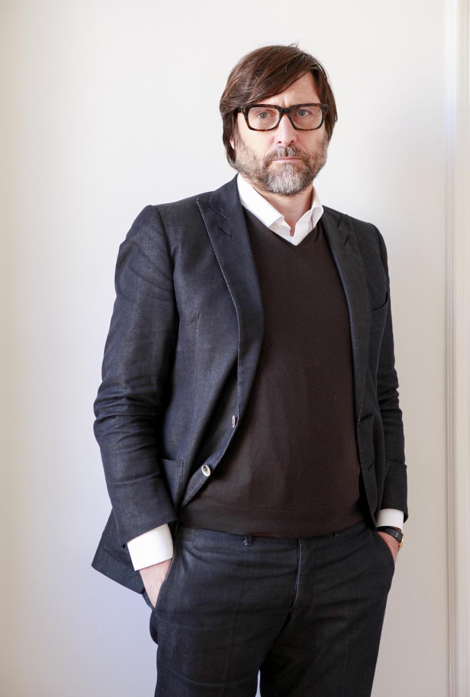 Claudio Marenzi President and CEO of Herno
