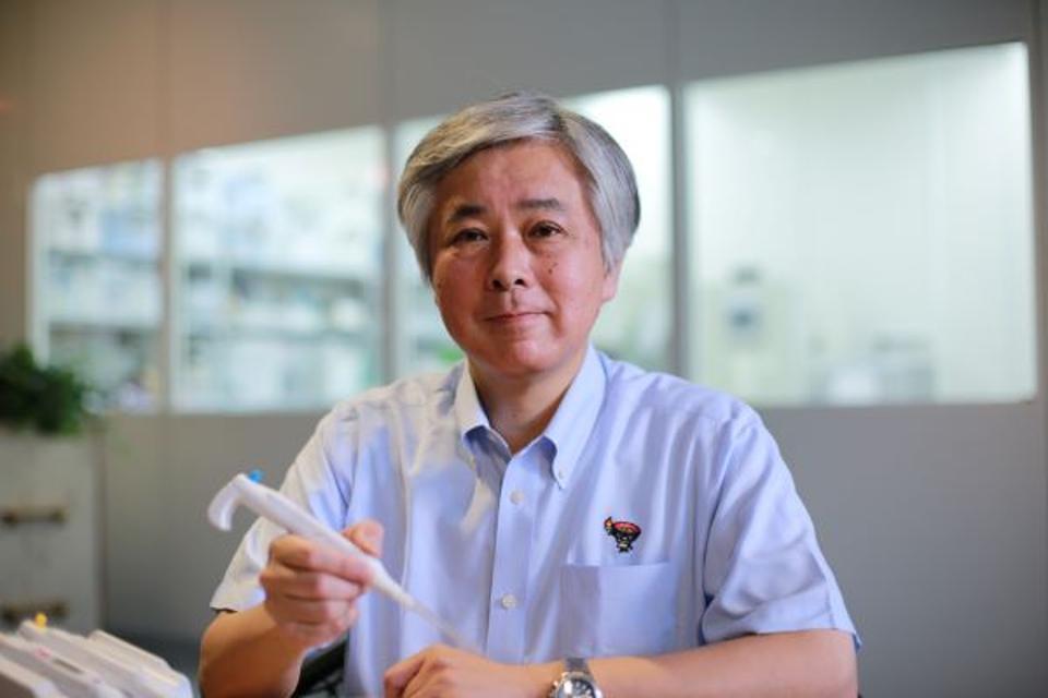 Icomes Lab CEO Katano Keiji