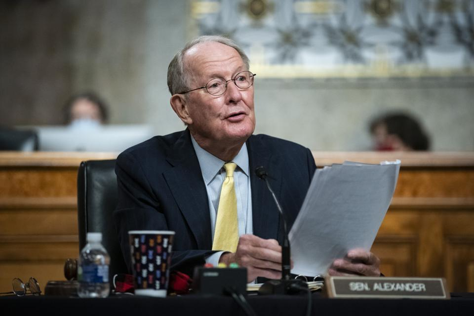 Senate Help Committee Holds Hearing On Safely Going Back To Work And School During Pandemic