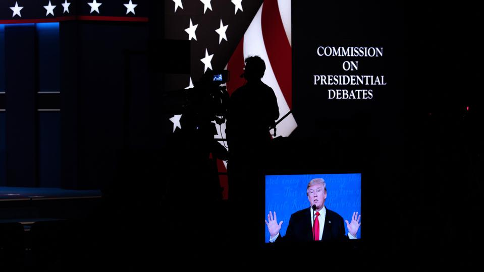 Clinton V Trump 3rd Debate