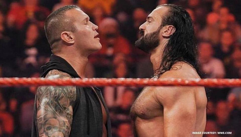 Randy Orton challenged Drew McIntyre for the WWE Championship at SummerSlam 2020.