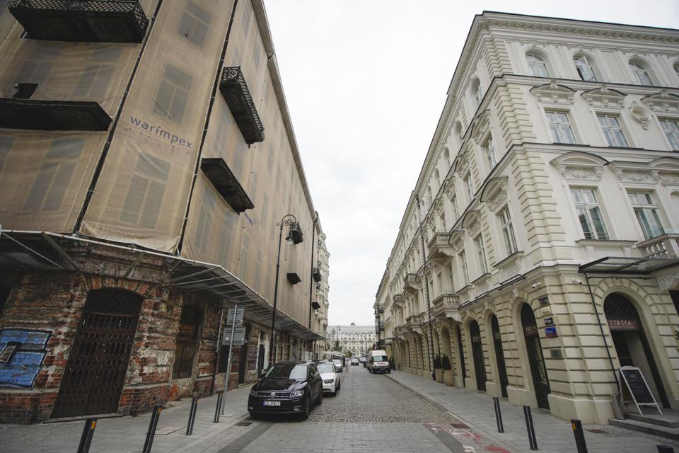Vita quotidiana a Varsavia