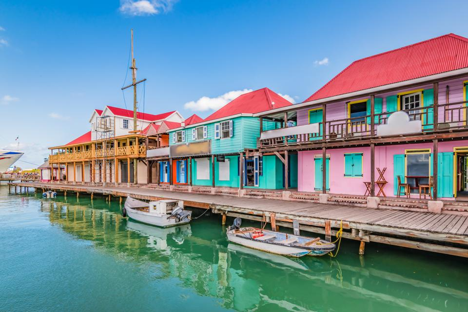 St John's, Antigua second passport citizenship
