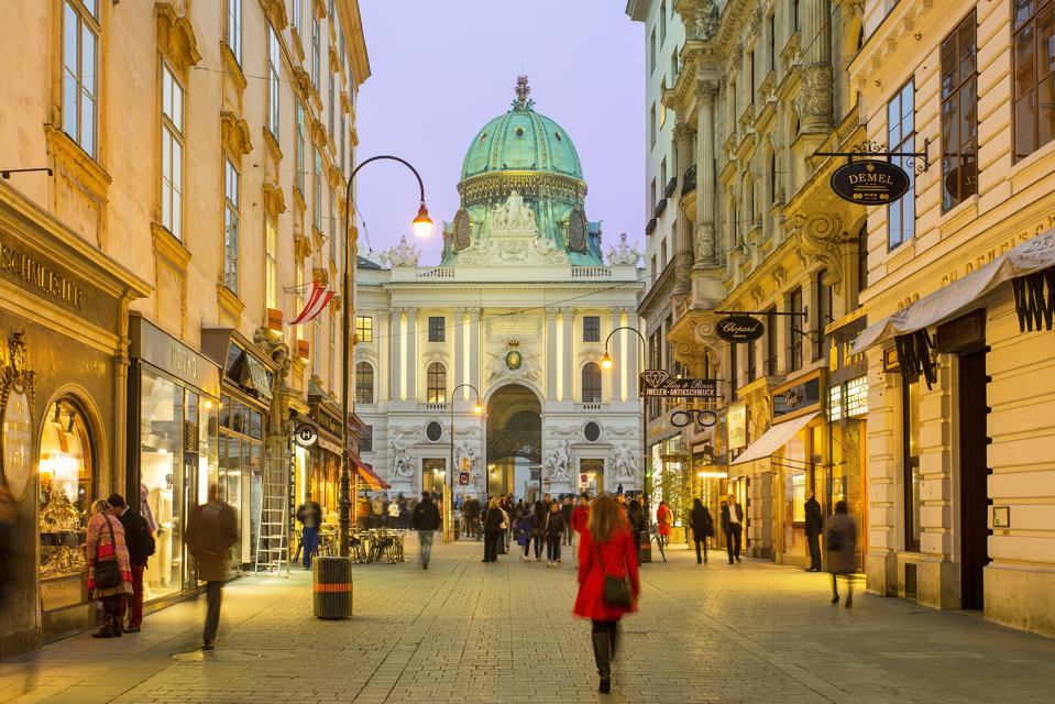 Austria, vienna citizenship second passport
