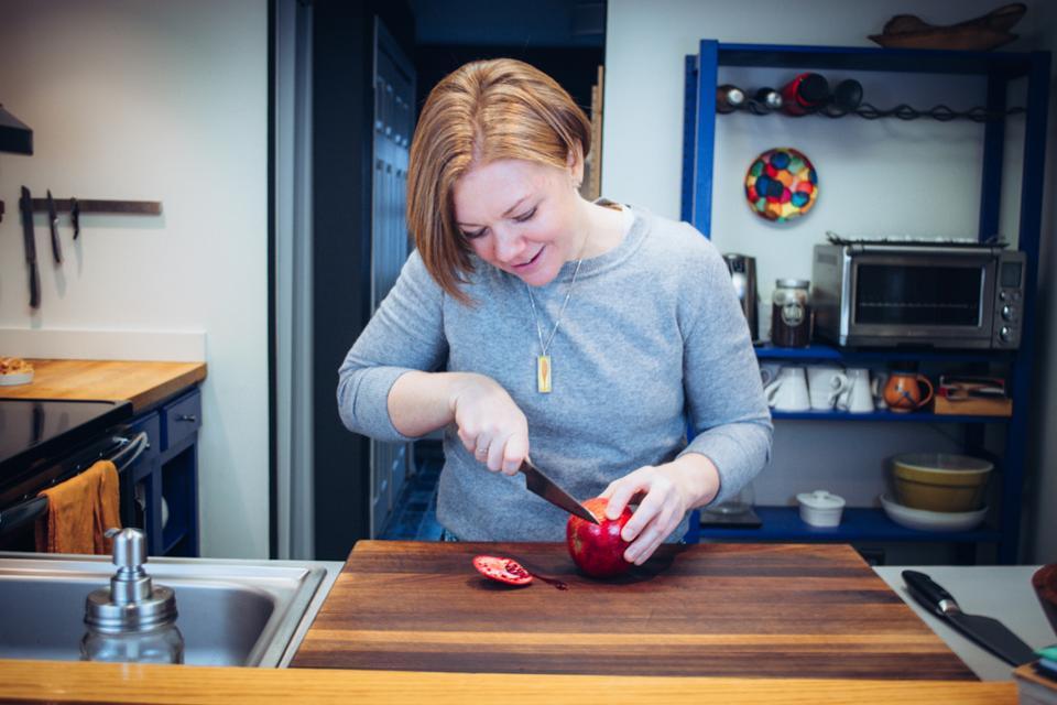 Heidi Finley, Maven Meals, meal prep, fresh locally grown ingredients