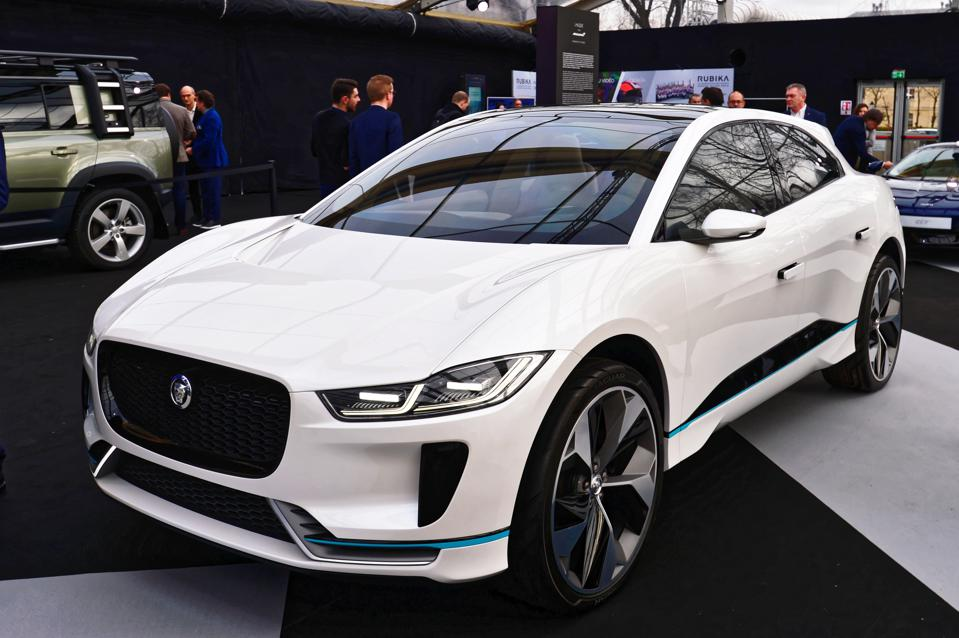 All Jaguars will soon be EV only, as JLR commits to phase out diesels by 2026.