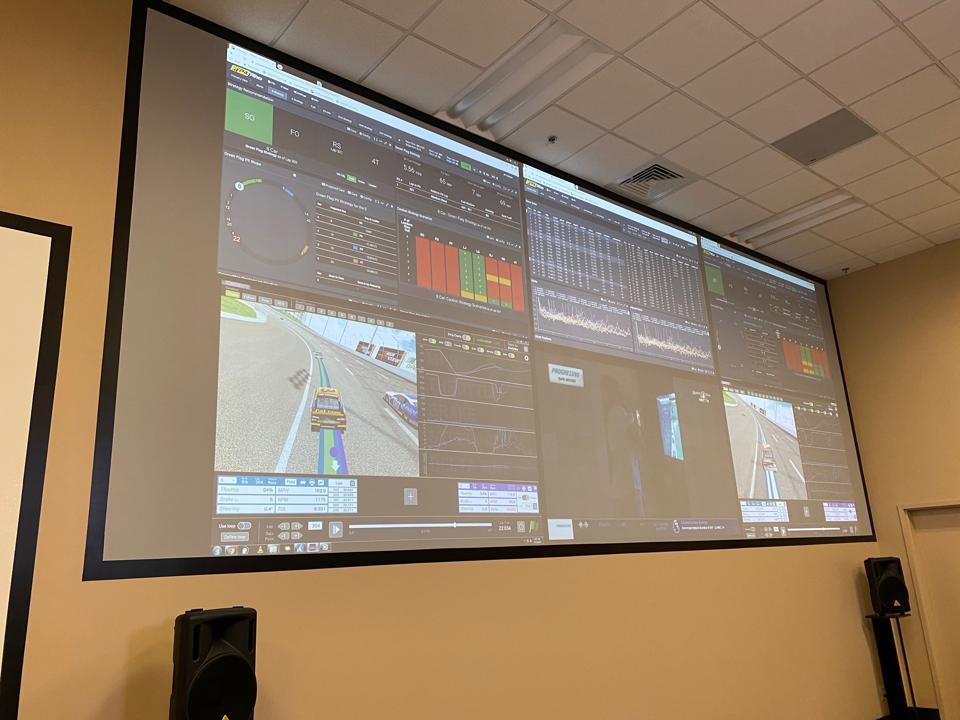 RCR utilizes AI technology to enhance the team.