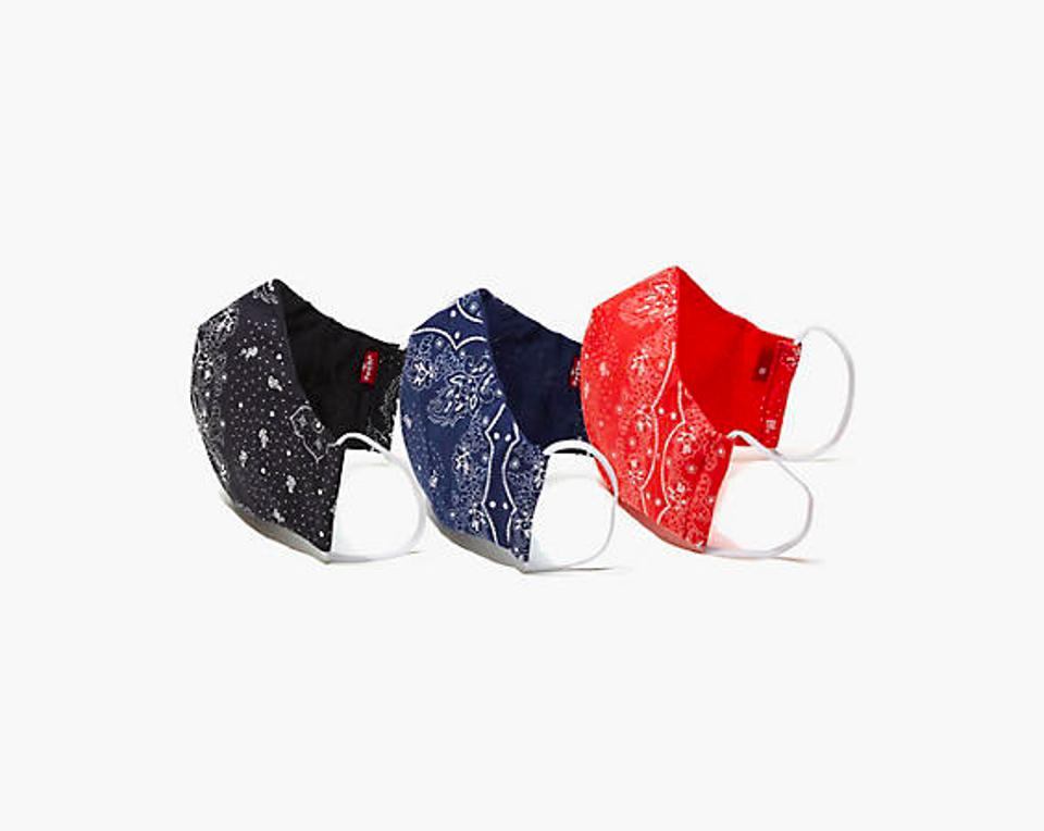 Reusable Printed Face Mask (3 Pack)