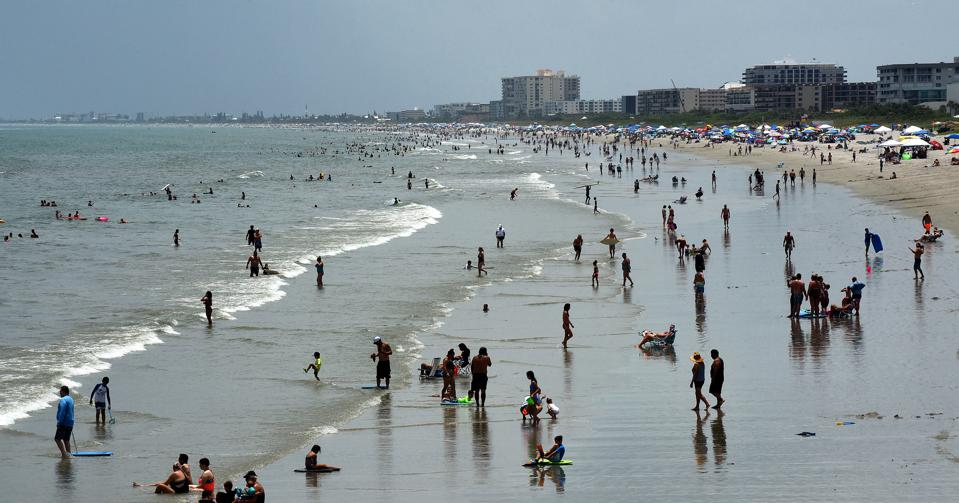 Florida Coronavirus Deaths Spike To Record High After Days Of Declines