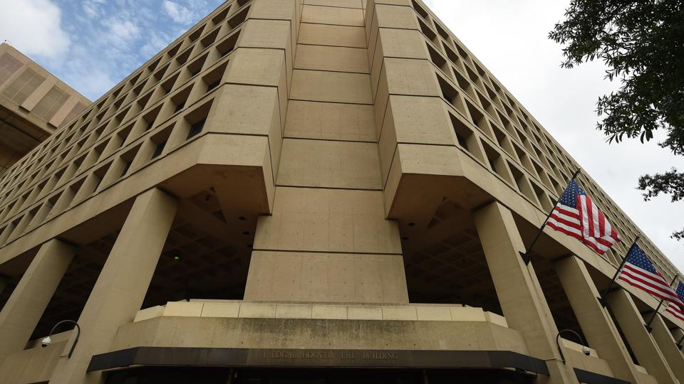 FBI Headquarters,  J. Edgar Hoover Building - Washington, DC