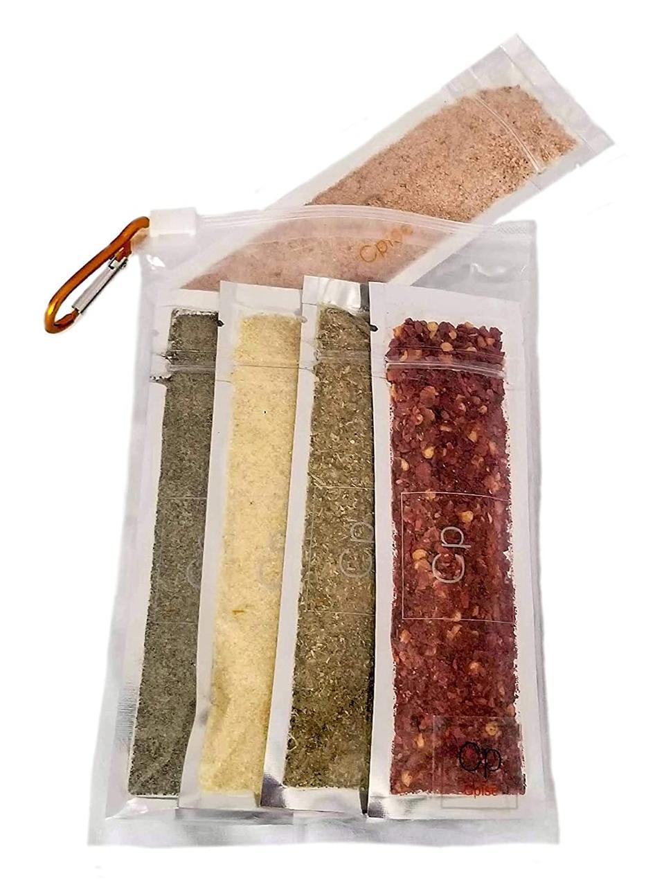 CSpice Organic Camping Spice Set