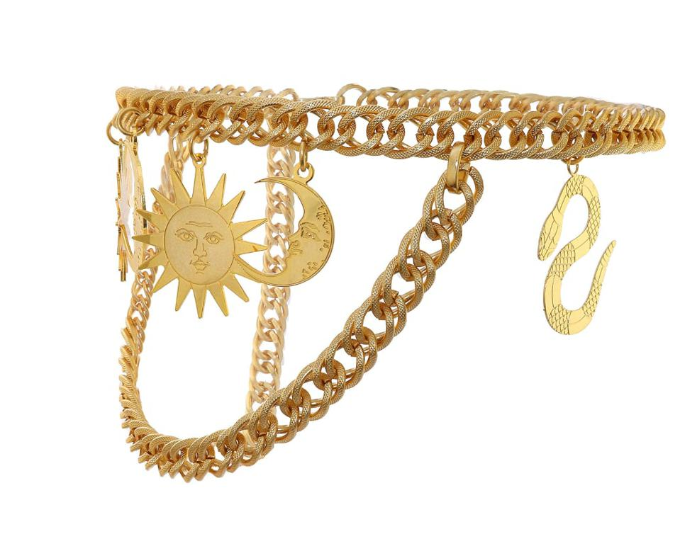 Let the Moon Glow Belt' from Sita Abellan's 'Lilith S/S 2020 Collection