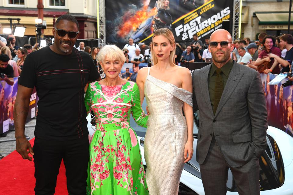 ″Fast & Furious: Hobbs & Shaw″ Special Screening - VIP Arrivals