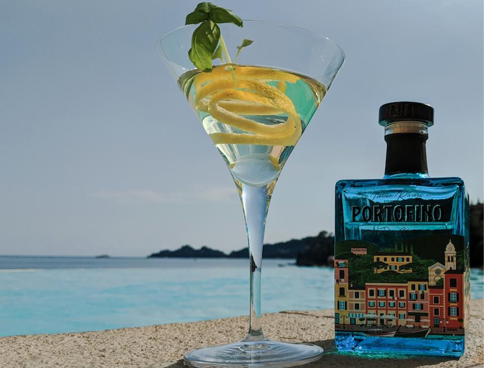 Ligurian Riviera Martini.