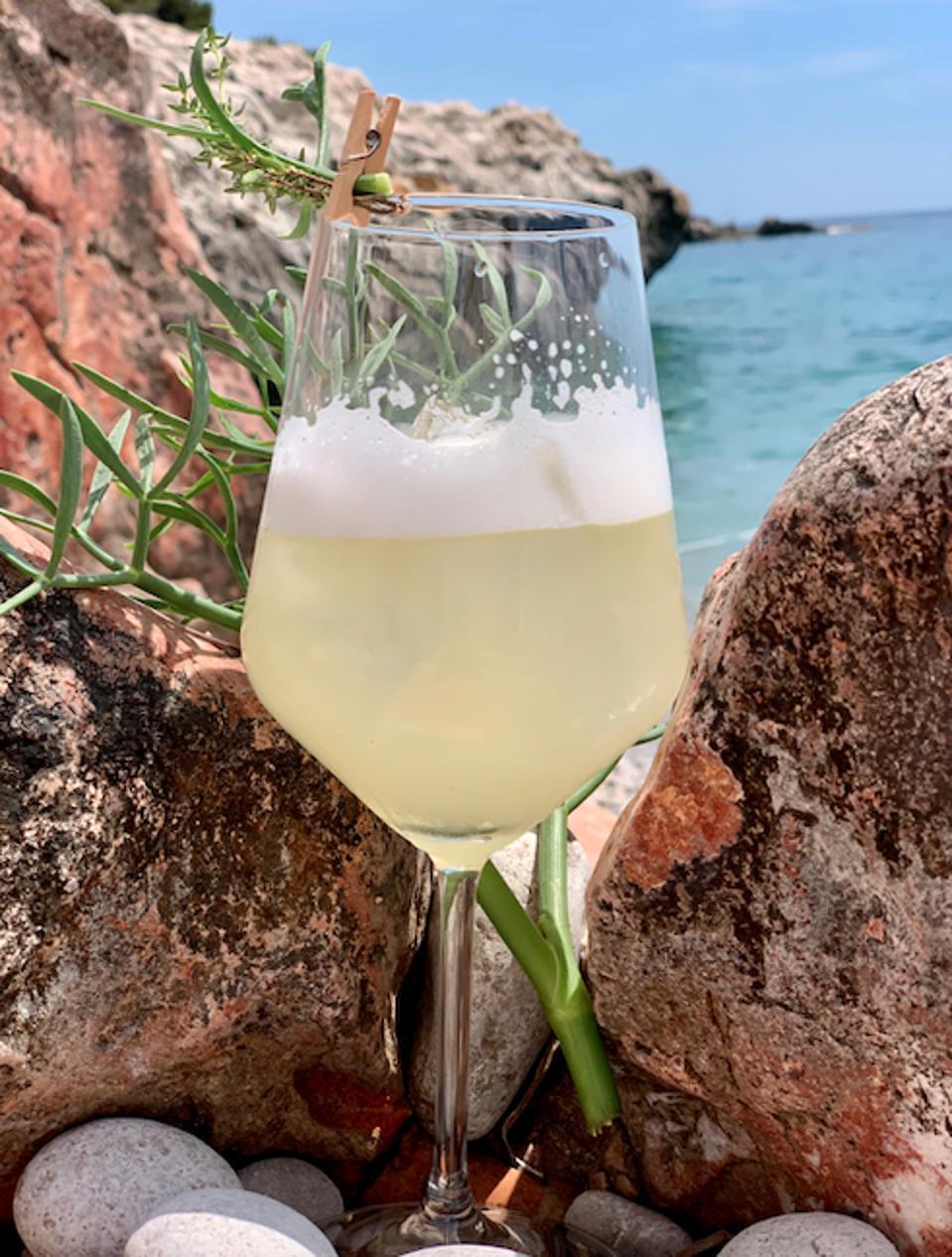 Cro-Magnon Cocktails.
