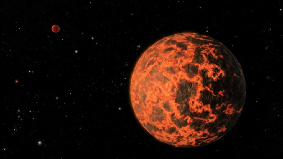 A stripped core of a gas giant could be a new type of exoplanet.