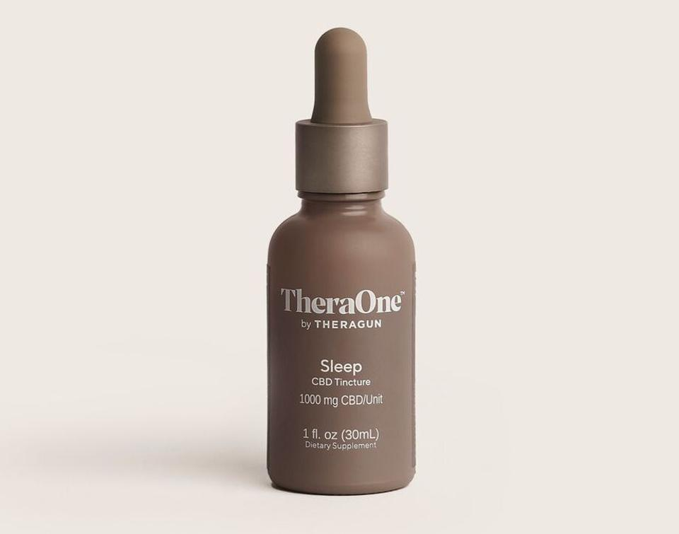 TheraOne Sleep CBD Tincture