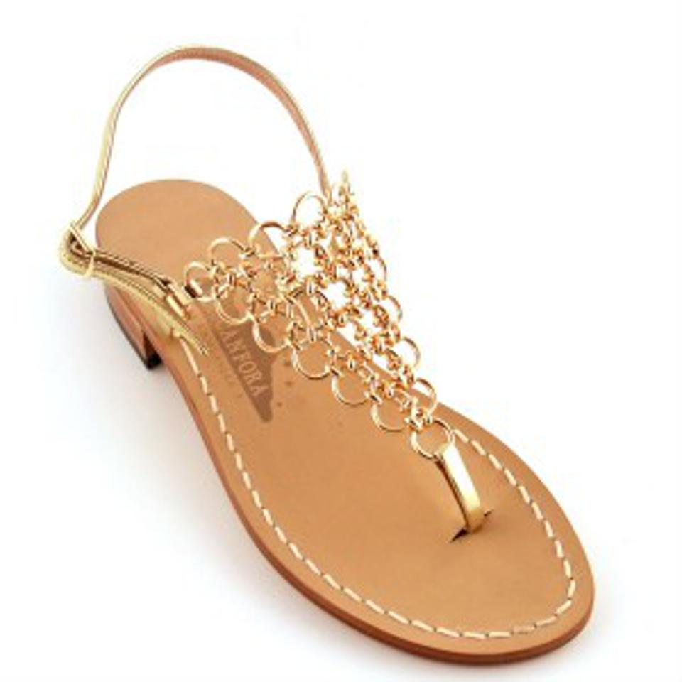 The handmade Capri sandal of Jackie Kennedy