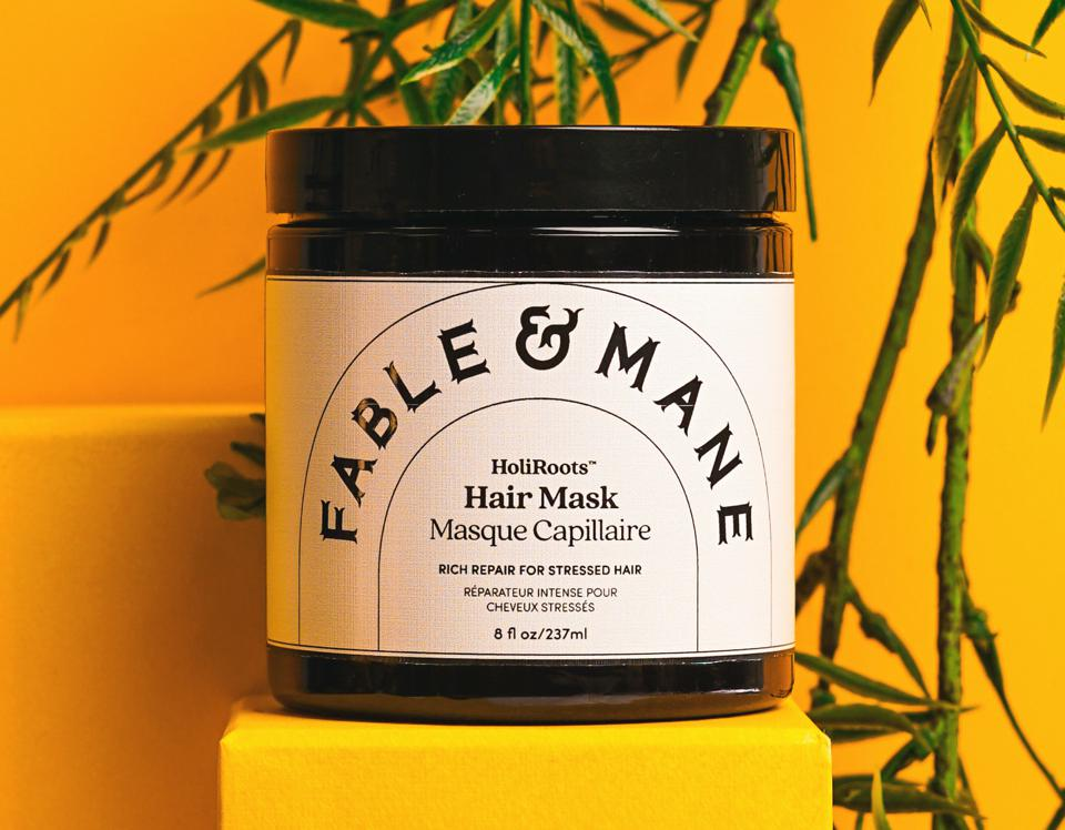 FABLE & MANE HoliRoots™ Repairing Hair Mask