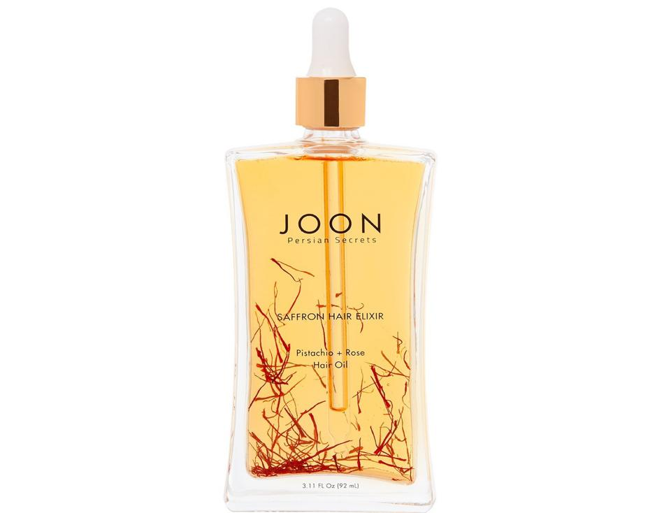 JOON hair oil PERSIAN SECRETS SAFFRON HAIR ELIXIR