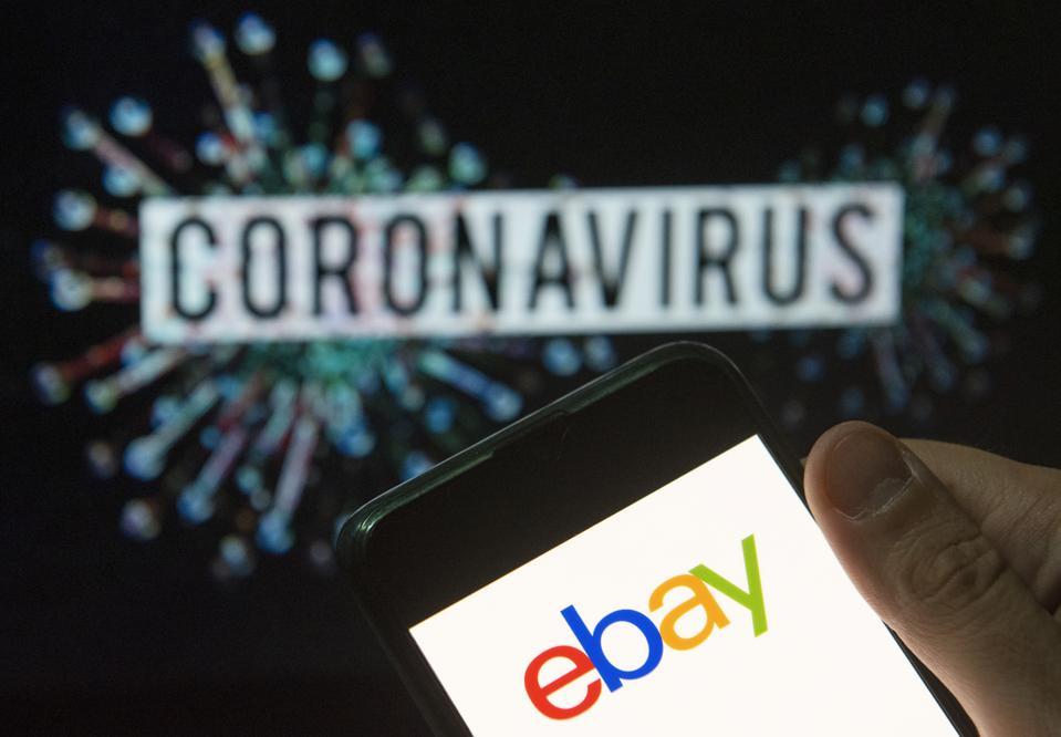 eBay coronavirus earnings