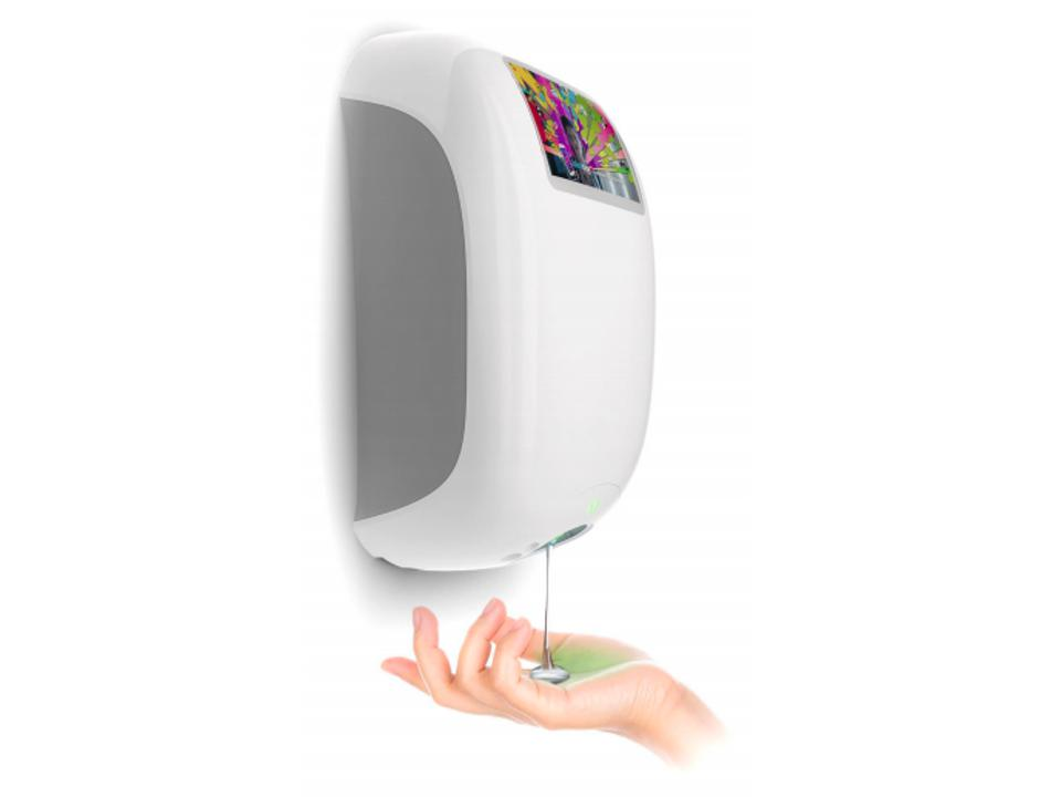 SAVORTEX smart hand sanitizer coronavirus hygiene