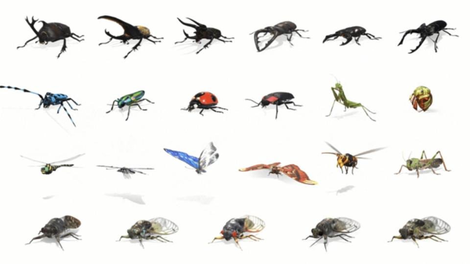 New creatures to invite into your home, virtually with Google's 3D animals.