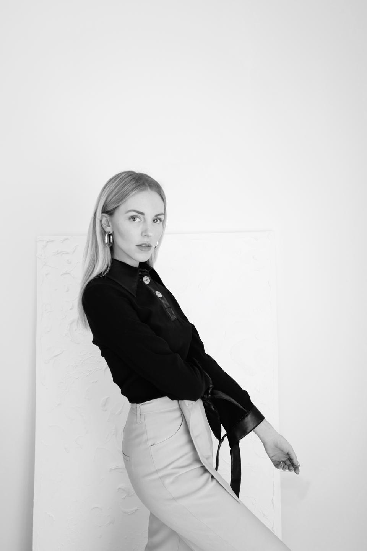 Social media maven, entrepreneur and founder The Feelist, Shea Marie