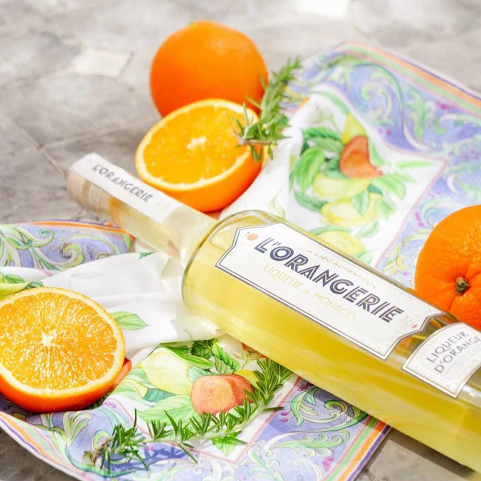 L'Orangerie was Monaco's first premium liqueur.