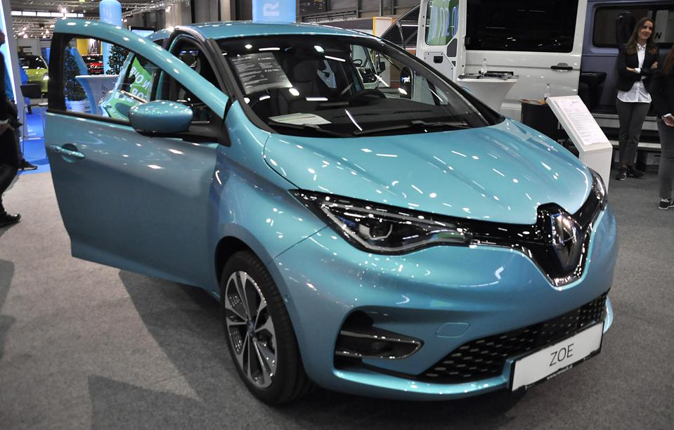 Europe's most popular affordable EV, the Renault Zoe, is now in its second generation.