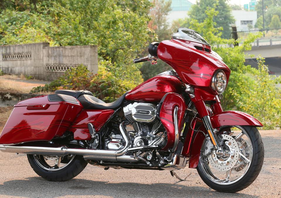 Harley-Davidson Road Glide motorcycle