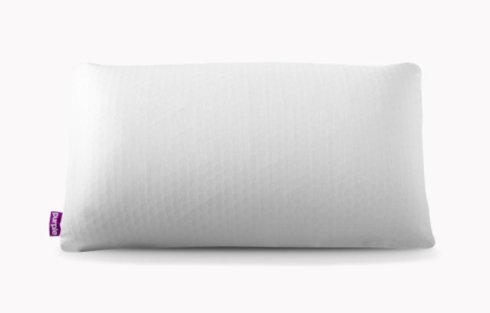 purple harmony pillow