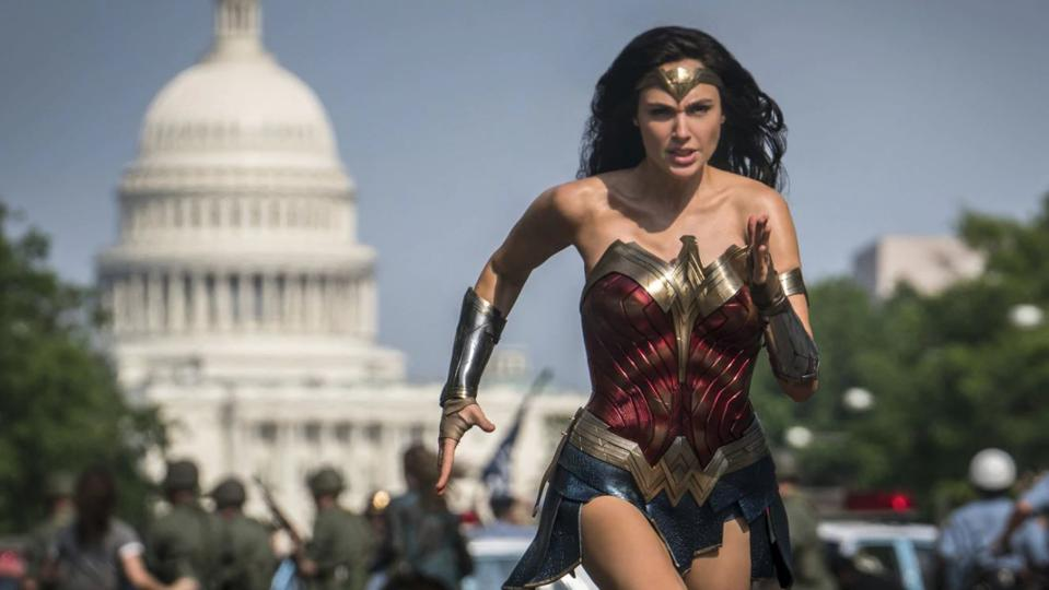 Gal Gadot in Patty Jenkins' 'Wonder Woman 1984'