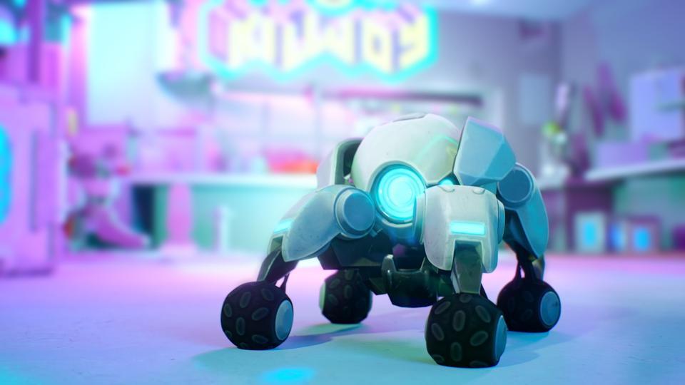 The new Killjoy bot.