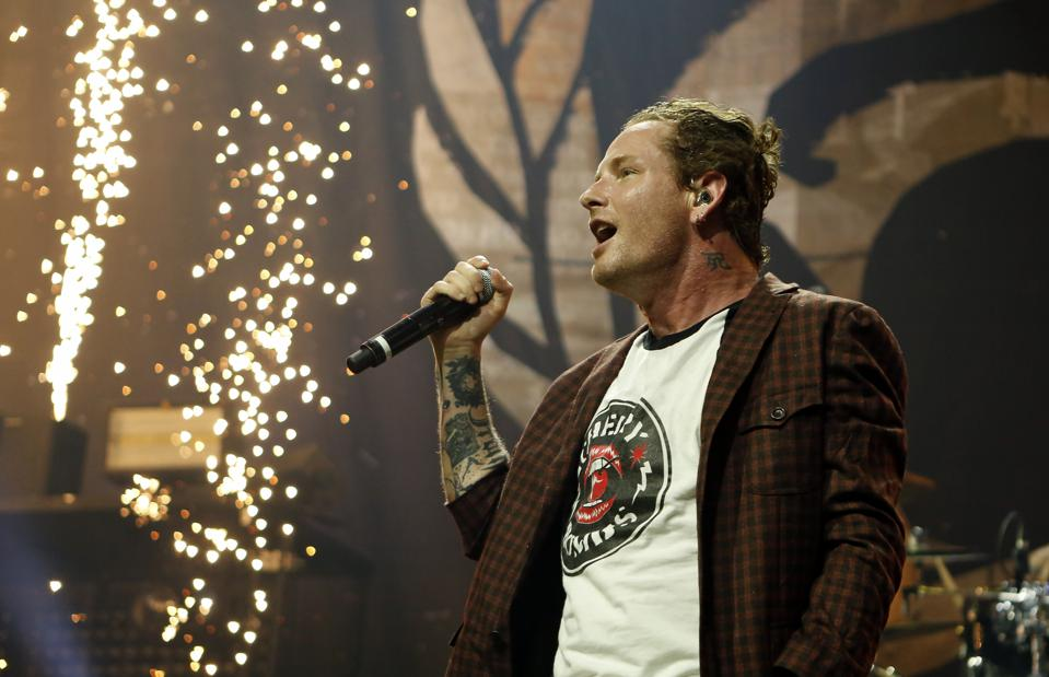 Stone Sour Perform At The Roundhouse London