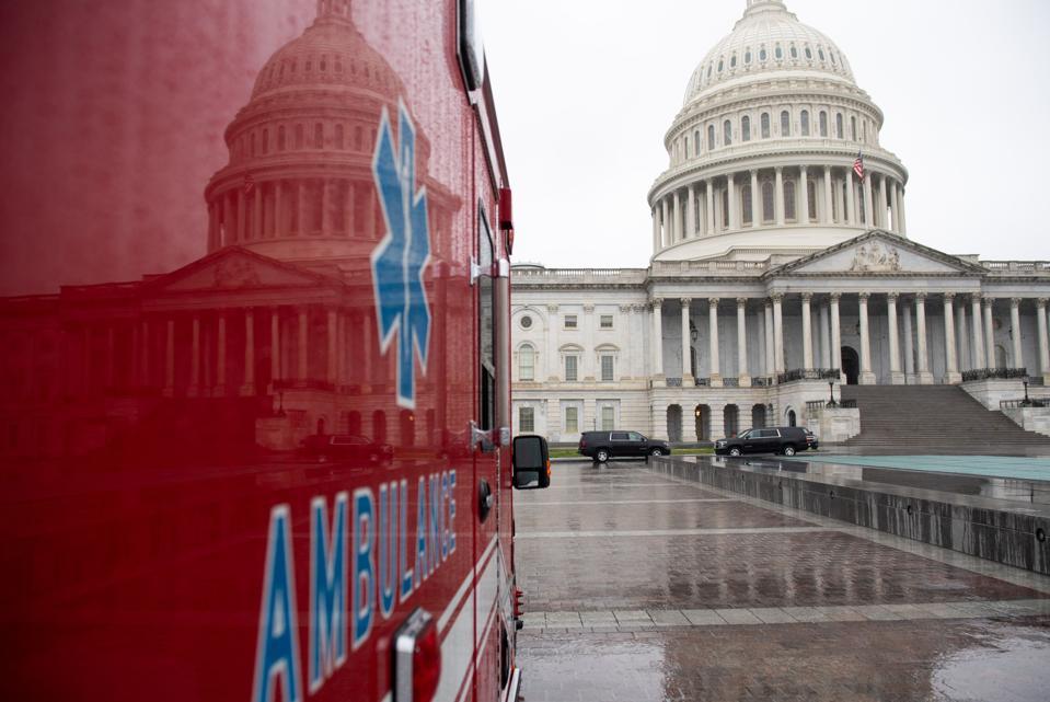US-HEALTH-VIRUS-POLITICS-ECONOMY-SENATE VOTE