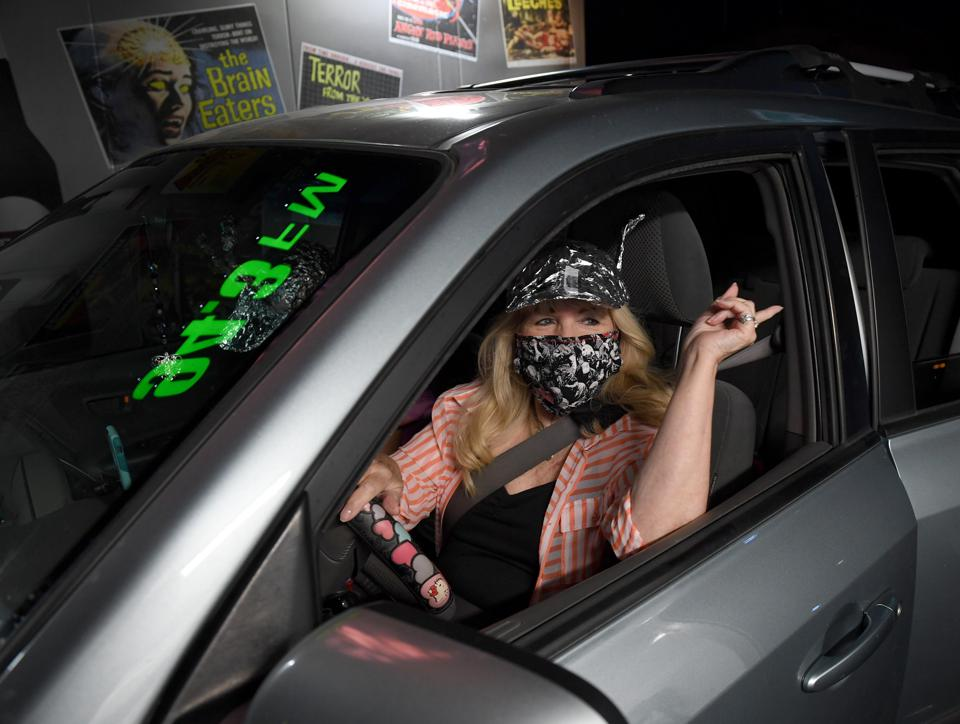 Area 51-Themed Drive-thru Burger Stand And Drive-in Movie Theater Opens In Las Vegas